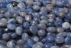 Kamienie Awenturyn 2213kp 8x10mm 1sznur