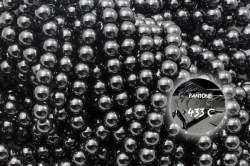Kamienie Hematyt 2437kp 8mm 1sznur