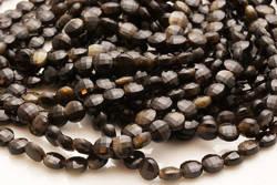 Kamienie Obsydian tęczowy 7761kp 6mm 1szt.