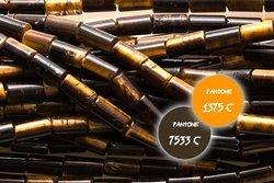 Kamienie Oko tygrysie 7401kp 2x4mm 1sznur