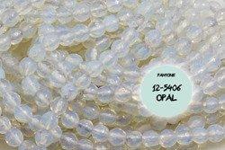 Kamienie Opal 5707kp 6mm 1sznur