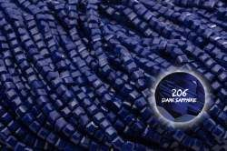 Koraliki Kryształki 4001kr 3mm 1sznur