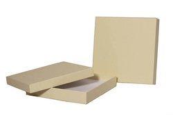 Pudełko jubilerskie 086okd 160x160mm krem 1sztuka