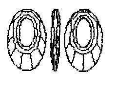6040-ANTP 20mm 1sztuka