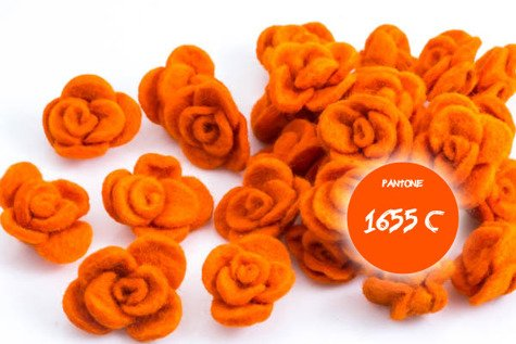 Filc Kwiatek 129fk 38mm 1sztuka