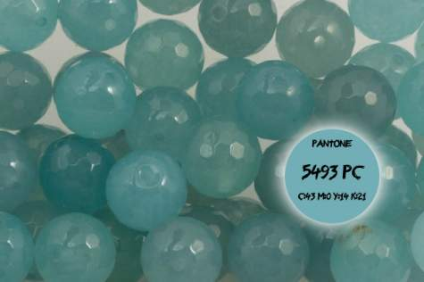 Jadeit 3282kp 12mm 1sztuka
