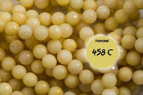 Jadeit 3821kp 10mm 1sztuka