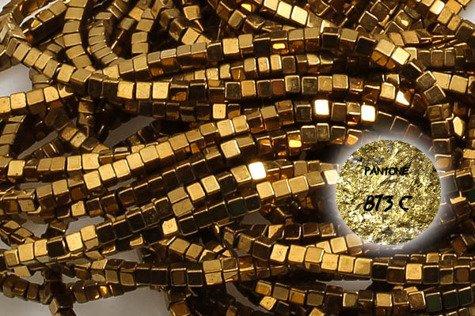 Kamienie Hematyt 6172kp 2mm 1sznur
