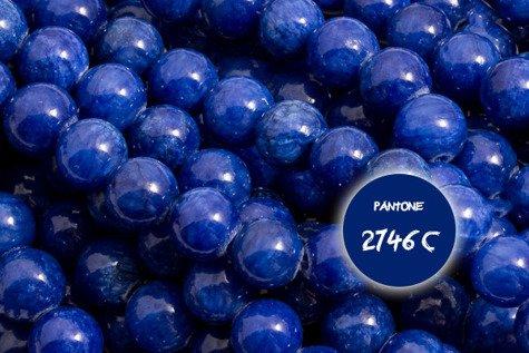 Kamienie Jadeit 7342kp 8mm 1sznur