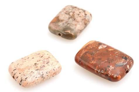 Kamienie Jaspis 1388kp 18mm 1sztuka