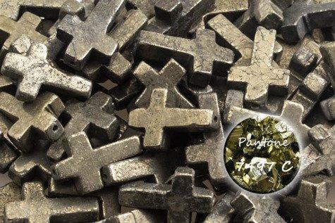 Kamienie Piryt 7037kp 15x10mm 1sztuka