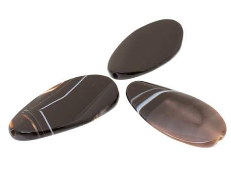 Kamienie Sardonyx 1692kp 50mm 1sztuka