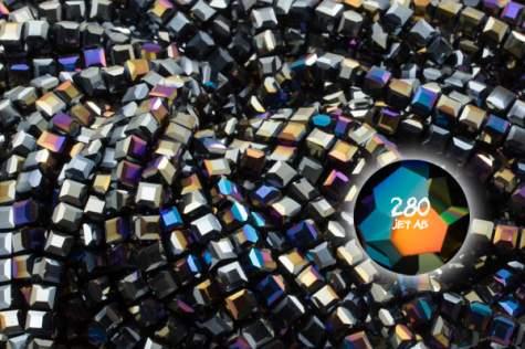 Koraliki Kryształki 4009kr 3mm 1sznur