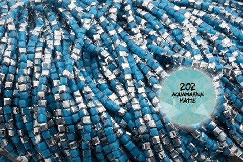 Koraliki Kryształki 559kr 3mm 1sznur