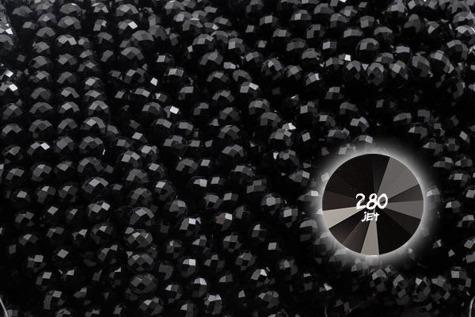 Koraliki Kryształki R3641kr 3mm 1szn.