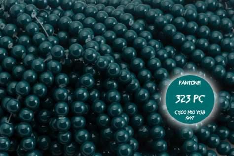Koraliki szklane 1071ks 6mm 140sztuk
