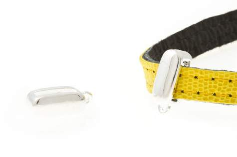Metal Krawatka 444ma 17mm 20sztuk