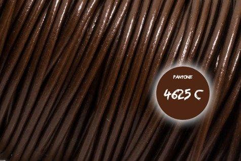 Rzemień skórzany #006 1mm 1m