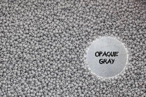 TOHO TR-11-53 Opaque Gray 100g