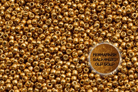 TOHO TR-11-PF591 Permafinish - Galvanized Old Gold 10g