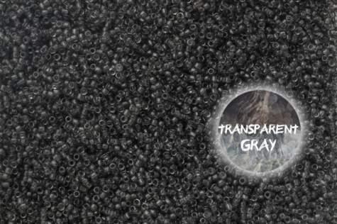 TOHO TR-15-9B Transparent Gray 10g