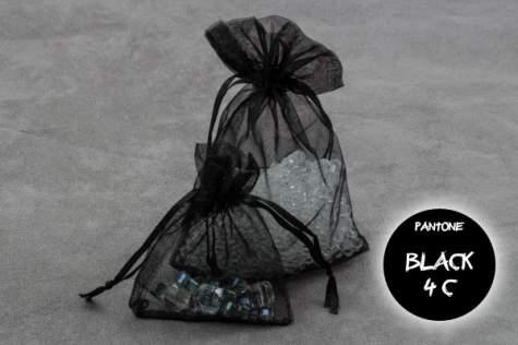 Torebka czarna 009os 9x11cm 300sztuk